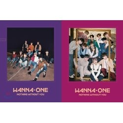워너원 (Wanna One) - 투비원 프리퀄 리패키지 : 1-1=0 (Nothing without you) [One+Wanna/SET]