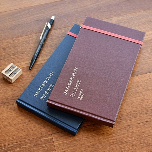 Days Desk Plan Diary