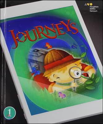 Journeys 2017, Grade 1 (vol. 3)