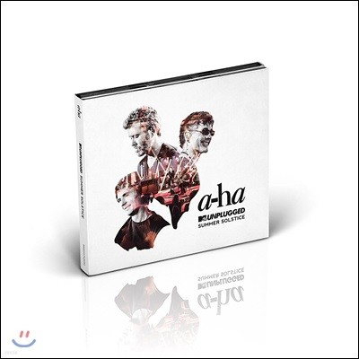 A-Ha (아하) - MTV Unplugged: Summer Solstice [2CD+Blu-ray]