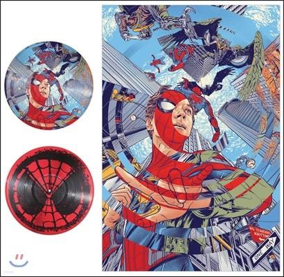 스파이더맨:홈 커밍 영화음악 (Spider-Man: Homecoming OST) [픽쳐 디스크 LP]
