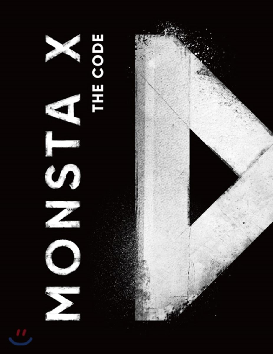 몬스타엑스 (MONSTA X) - 미니앨범 5집 : The Code [Protocol Terminal ver.]