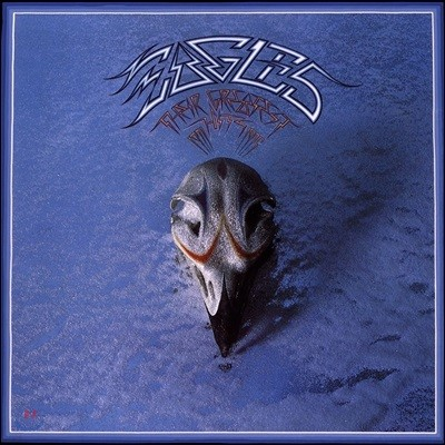 Eagles - Their Greatest Hits Volumes 1 & 2 이글스 베스트 앨범 [2 LP]