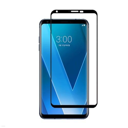[다린] LG V30 풀커버 강화유리 제니스 4D 케이스핏 액정보호필름
