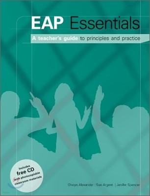 EAP Essentials: A teacher's guide to principles and practice (Handbook with CD-ROM)