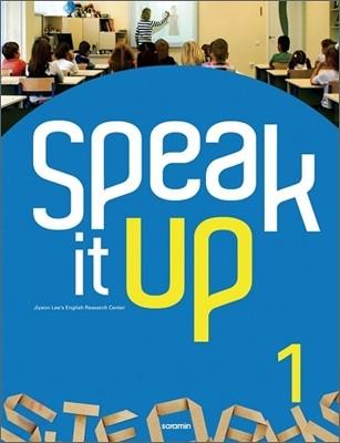 Speak it Up 1