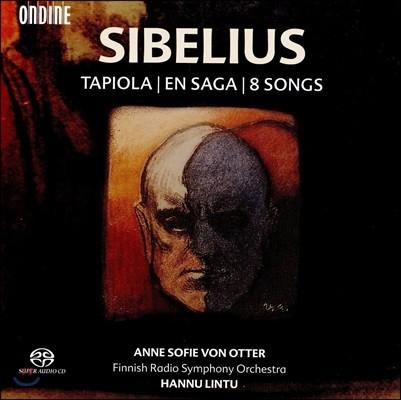 Hannu Lintu 시벨리우스: 타피올라, 전설, 여덟 개의 노래 (Sibelius: Tapiola, En Sage & 8 Songs)