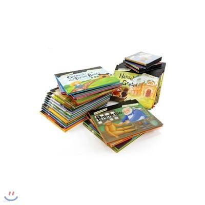 세계명작 영어동화 세트 전30권(영어동화책 30권+CD8장+미니스케치북)