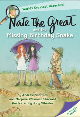 Nate the Great and the Missing Birthday Snake