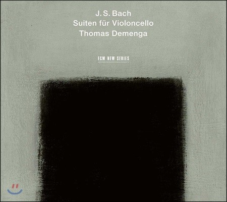 Thomas Demenga 바흐: 무반주 첼로 모음곡 전곡 (J.S. Bach: 6 Suites For Cello BWV1007-1012)