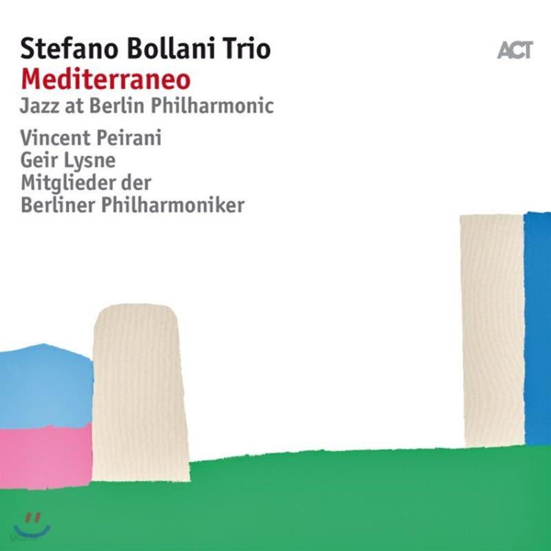 재즈 앳 베를린 필하모닉 8집 - 지중해 (Stefano Bollani Trio: Jazz at Berlin Philharmonic VIII - Mediterraneo)