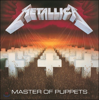 Metallica (메탈리카) - Master Of Puppets (Remastered 2016)