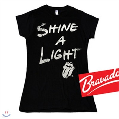 롤링스톤즈 ROLLING STONES shine a light 31272215 여성용 티셔츠