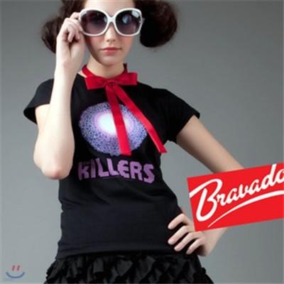 더 킬러스 THE KILLERS day&age moon 30062203 여성용 티셔츠