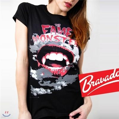 레이디가가 LADY GAGA fame monster 30512206 여성용 티셔츠