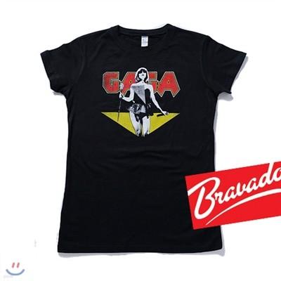 레이디 가가 LADY GAGA metal 30514210 여성용티셔츠