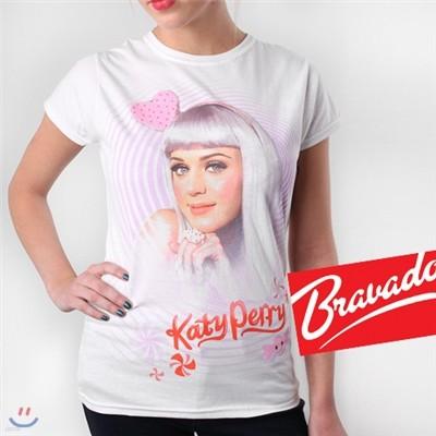 케이티 페리 KATY PERRY candy swirl 30471200 여성용 티셔츠