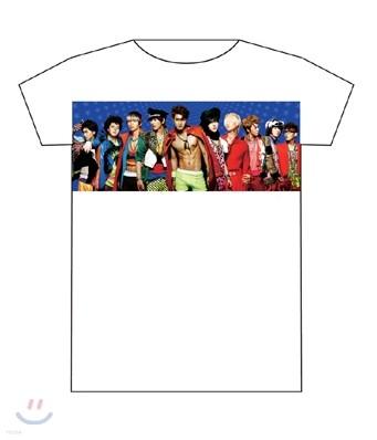 슈퍼 주니어 Mr.Simple 티셔츠 [Type B]