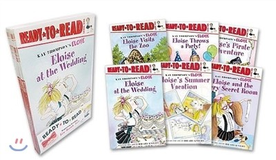 Eloise Ready-to-read Value Pack