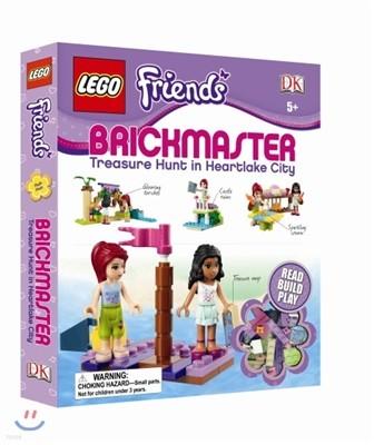 레고 브릭마스터 프렌즈 Lego Brickmaster : Friends : Treasure Hunt in Heartlake City