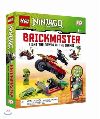 레고 브릭마스터 닌자고 Lego Brickmaster : Ninjago : Fight the Power of the Snakes