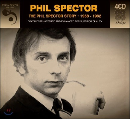 Phil Spector (필 스펙터) - Phil Spector Story 1958 To 1962