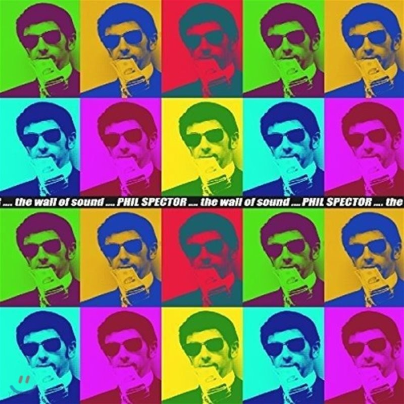 Phil Spector (필 스펙터) - Phil Spector Story 1958-1962: The Wall Of Sound [3 LP]