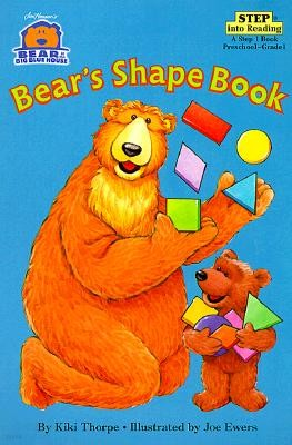 Bear in the Big Blue House: Bear's Shape Book