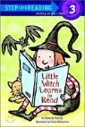 Step Into Reading 3 : Little Witch Learns to Read