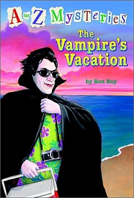 A to Z Mysteries # V : The Vampire's Vacation