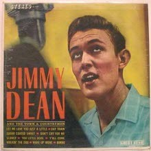 [LP] Jimmy Dean - Town & Countrymen (수입)