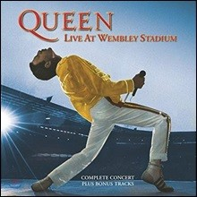 Queen - Live At Wembley Stadium 퀸 웸블리 라이브 [2DVD]