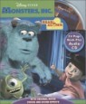 Disney CD Read-alongs : Monsters Inc.