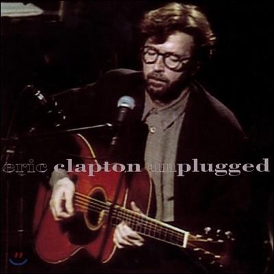 Eric Clapton - Unplugged 에릭 클랩튼 언플러그드 앨범 [2LP]