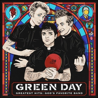 Green Day - Greatest Hits: God's Favorite Band 그린데이 베스트 앨범
