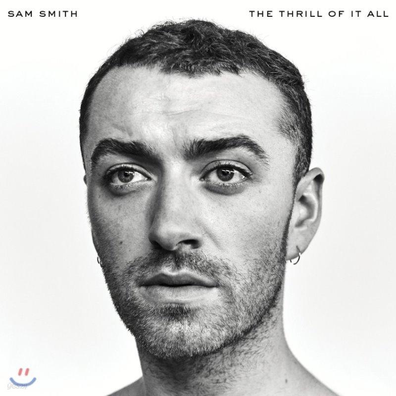 Sam Smith - The Thrill Of It All 샘 스미스 2집 [화이트 컬러 LP]
