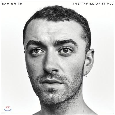 Sam Smith (샘 스미스) - 2집 The Thrill Of It All [화이트 컬러 LP]