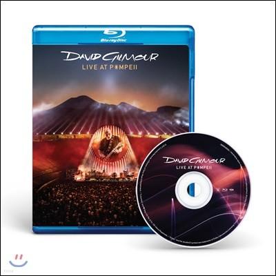 David Gilmour - Live At Pompeii 데이빗 길모어 2016년 폼페이 원형극장 라이브