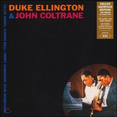 Duke Ellington & John Coltrane (듀크 엘링턴, 존 콜트레인) - Duke Ellington & John Coltrane [Deluxe Gatefold Edition LP]