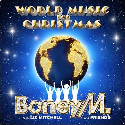 Boney M. - Worldmusic For Christmas 보니 엠 크리스마스 앨범
