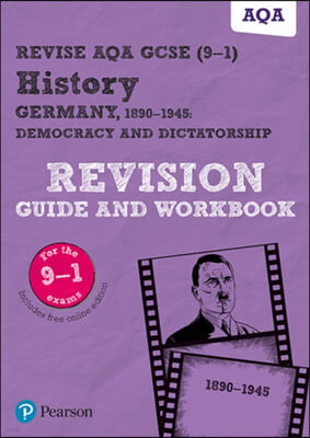 Revise AQA GCSE (9-1) History Germany 1890-1945: Democracy a