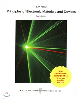 Principles of Electronic Materials and Devices, 4/E