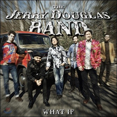The Jerry Douglas Band (제리 더글라스 밴드) - What If [LP]