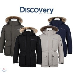 [discovery]마운틴쿡(MT.COOK) 다운 자켓