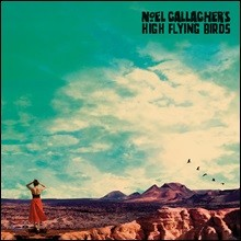 Noel Gallagher's High Flying Birds - Who Built The Moon? 노엘 갤러거 3번째 정규 앨범