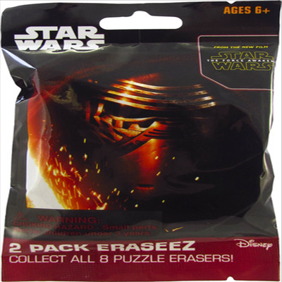 New Dinmensions - Star Wars Puzzle Erasers (스타워즈)