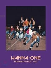 워너원 (Wanna One) - 투비원 프리퀄 리패키지 : 1-1=0 (Nothing without you) [Wanna ver.][퍼플 컬러]