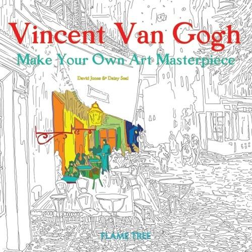 컬러링북 반고흐 Vincent Van Gogh