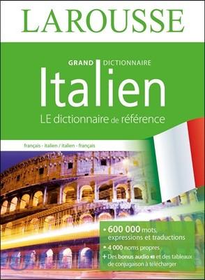Grand Dictionnaire Francais Italien