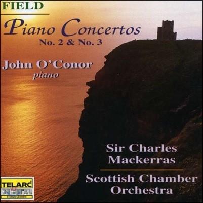 John O'Conor 존 필드: 피아노 협주곡 2번, 3번 (John Field: Piano Concertos Nos.2 & 3)
